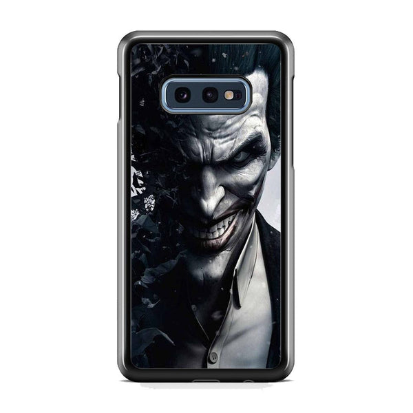 Joker Close Up Face Samsung Galaxy S10E Case