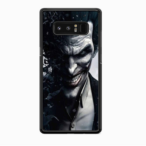 Joker Close Up Face Samsung Galaxy Note 8 Case