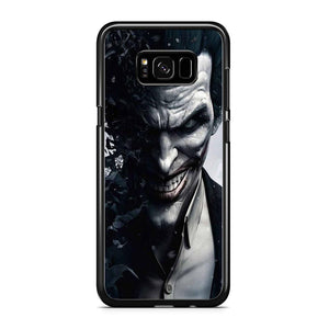 Joker Close Up Face Samsung Galaxy S8 Case