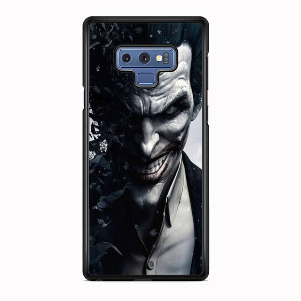 Joker Close Up Face Samsung Galaxy Note 9 Case
