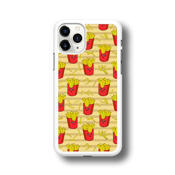 Junk Food Fun Fried Fries iPhone 11 Pro Max Case