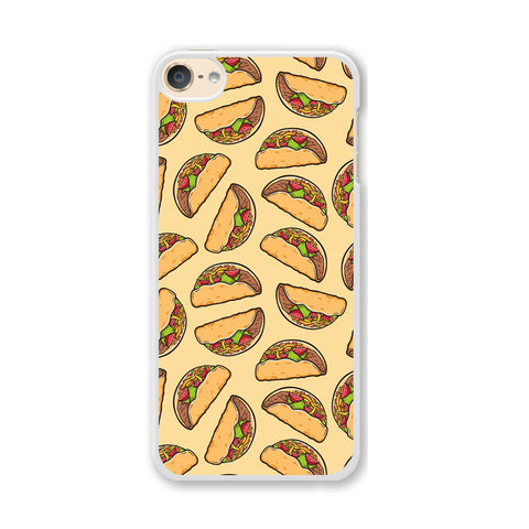 Junk Food Spicy Tacos iPod Touch 6 Case