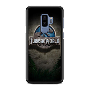 Jurassic World Emblem Samsung Galaxy S9 Plus Case