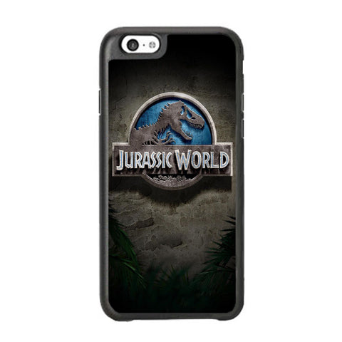 Jurassic World Emblem iPhone 6 Plus | 6s Plus Case