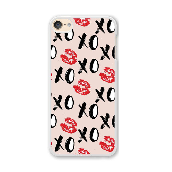 Lips and Xoxo iPod Touch 6 Case