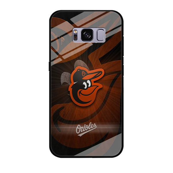MLB Baltimore Orioles Team Samsung Galaxy S8 Case