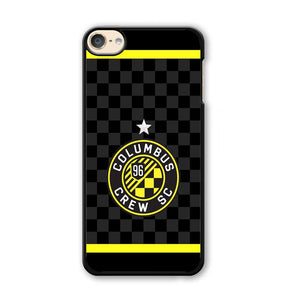 MLS Columbus Crew SC Flags iPod Touch 6 Case