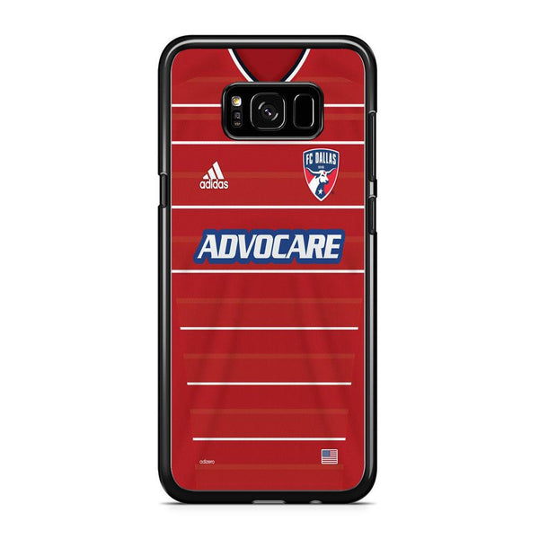 MLS FC Dallas Costume Red Samsung Galaxy S8 Plus Case