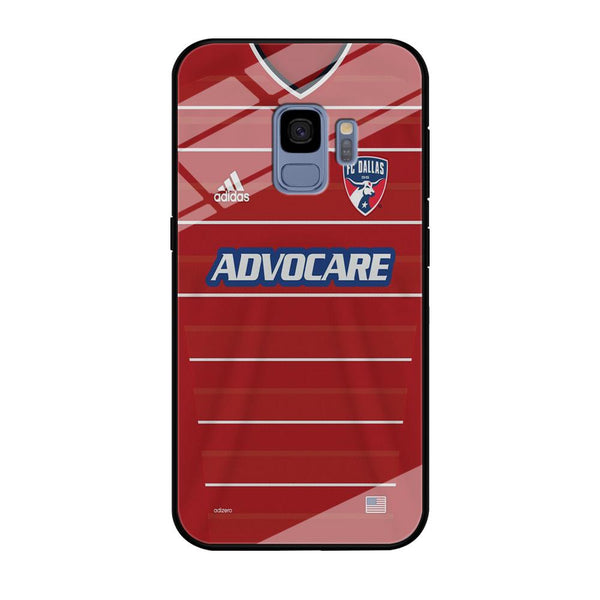 MLS FC Dallas Costume Red Samsung Galaxy S9 Case