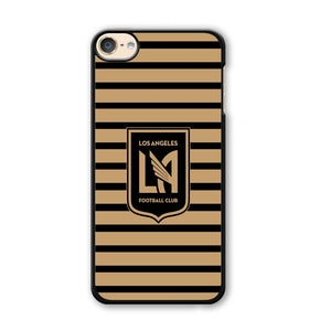 MLS Los Angeles LAFC Black Gold iPod Touch 6 Case