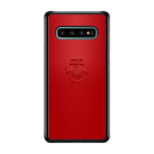 MLS New York Red Bull Maroon Samsung Galaxy S10 Case