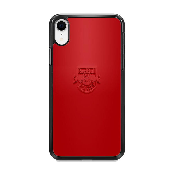 MLS New York Red Bull Maroon iPhone XR Case