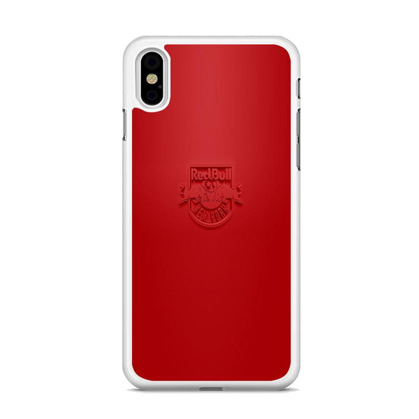 MLS New York Red Bull Maroon iPhone XS MAX Case