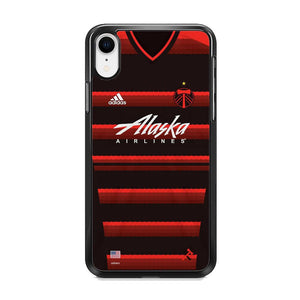 MLS Portland Timbers Costume iPhone XR Case