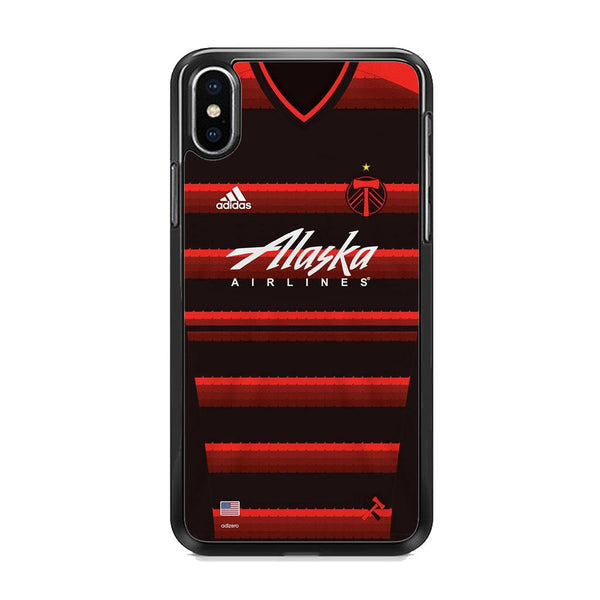 MLS Portland Timbers Costume iPhone XS MAX Case