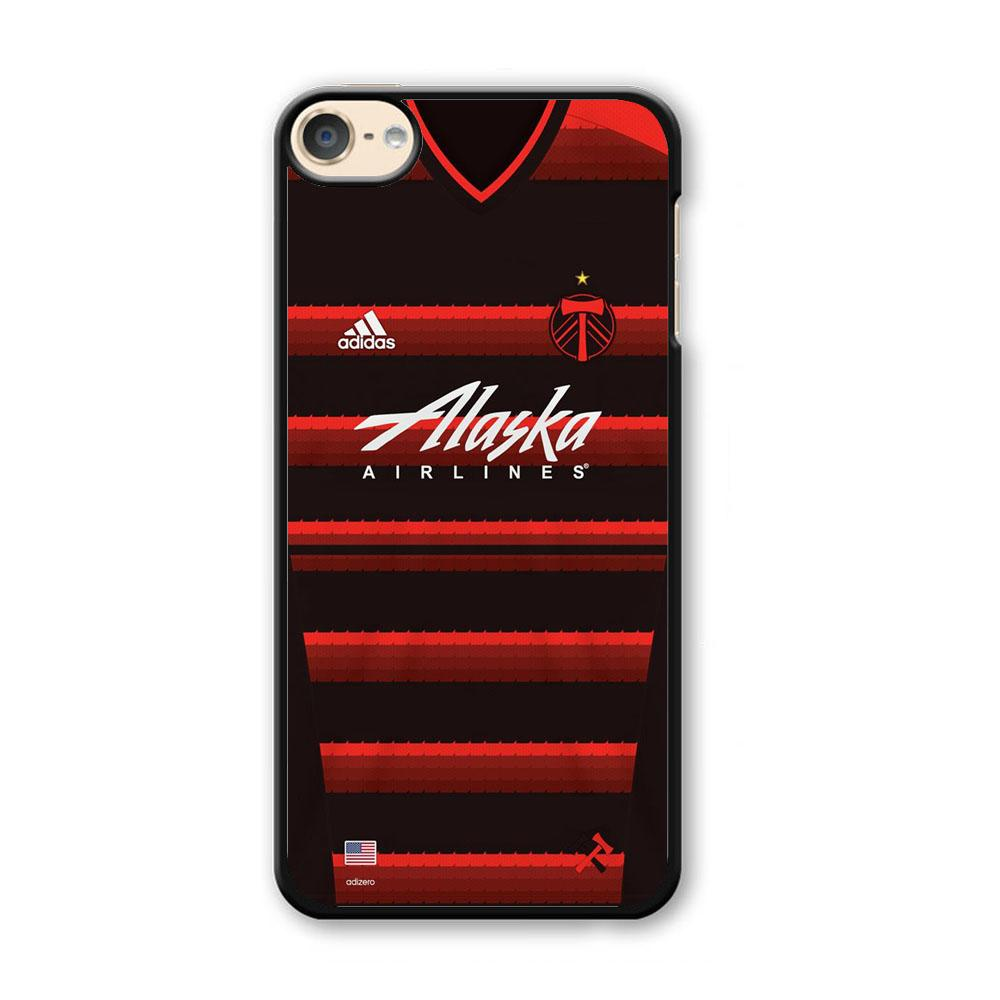 MLS Portland Timbers Costume iPod Touch 6 Case