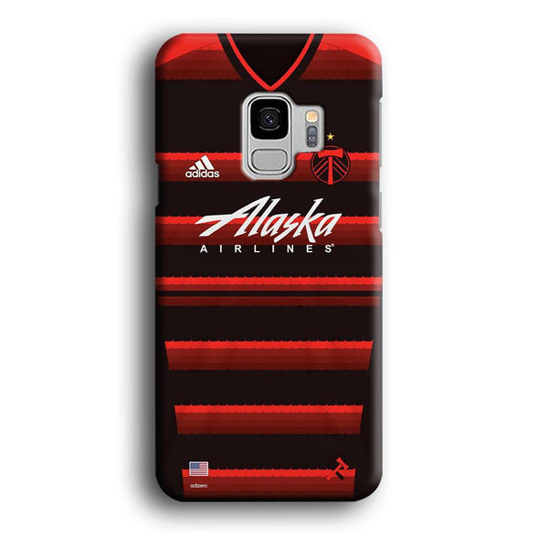 MLS Portland Timbers Costume Samsung Galaxy S9 Case