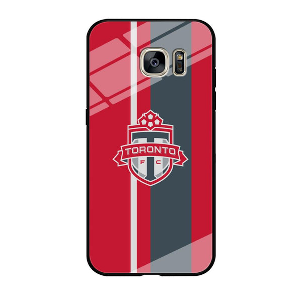 MLS Toronto Fc Red Logo Team Samsung Galaxy S7 Edge Case