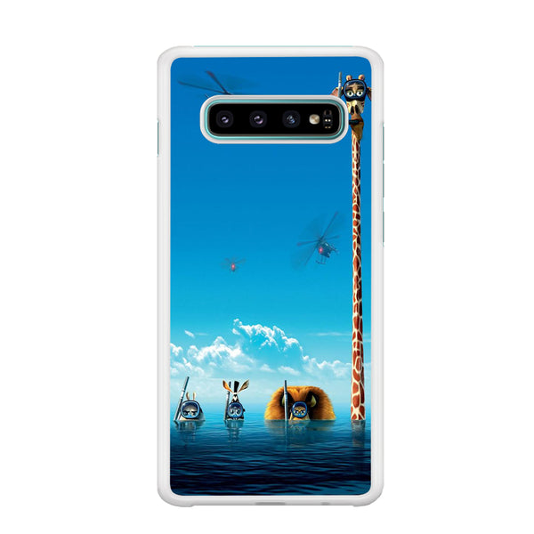 Madagascar Diving Samsung Galaxy S10 Case