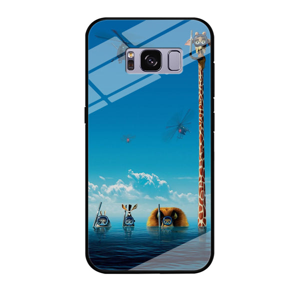 Madagascar Diving Samsung Galaxy S8 Case