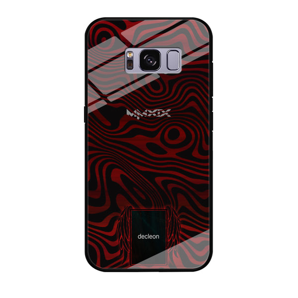 Marble Chapter 2019 Midnight Grey Samsung Galaxy S8 Case