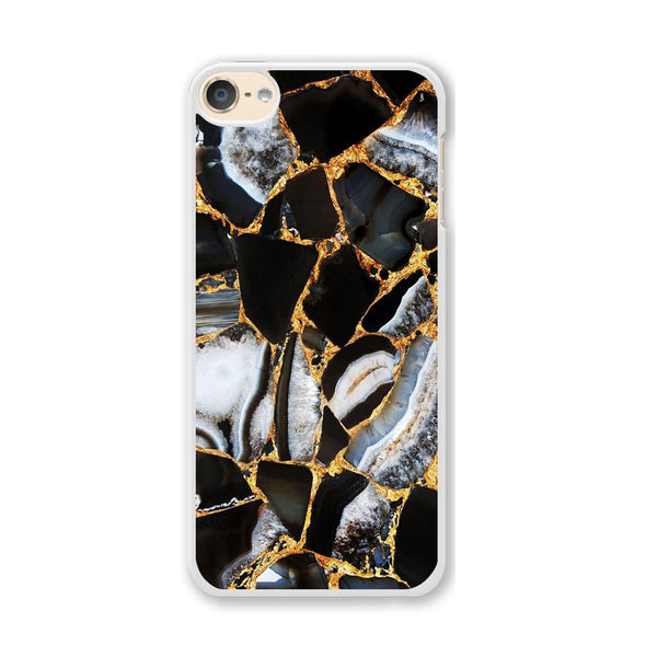 Marble Gold Paste iPod Touch 6 Case