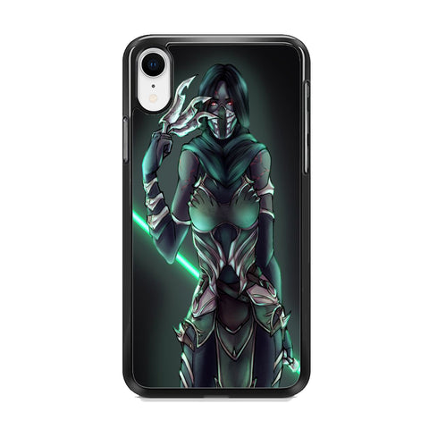 Mortal Kombat Jade iPhone XR Case