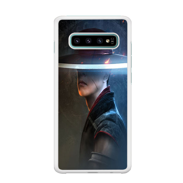 Mortal Kombat Kung Lao Samsung Galaxy S10 Plus Case