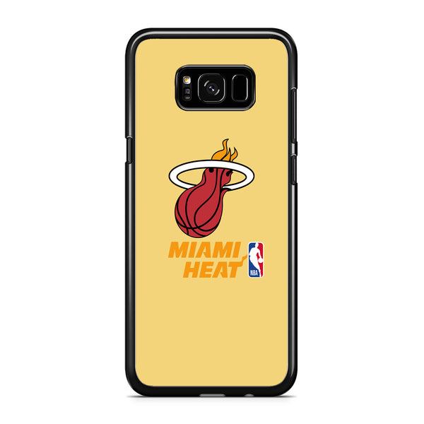NBA Miami Heat Samsung Galaxy S8 Plus Case