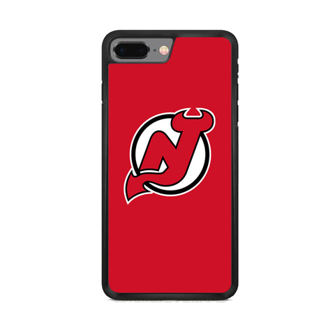 NHL New Jersey Devils Team iPhone 7 Plus Case