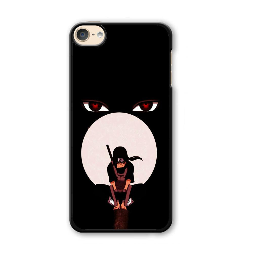 Naruto Blood Moon of Uchiha iPod Touch 6 Case