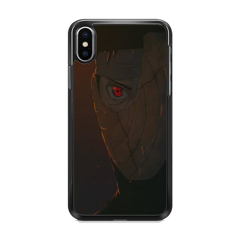 Naruto Tobi Angry iPhone XS Case