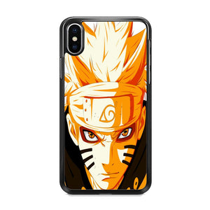 Naruto Will Turn Into Kyubi iPhone XS MAX Case