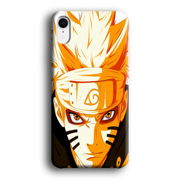 Naruto Will Turn Into Kyubi iPhone XR Case