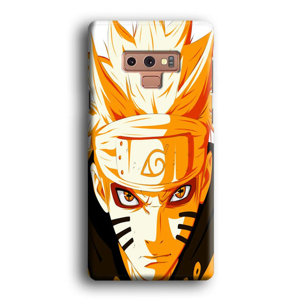 Naruto Will Turn Into Kyubi Samsung Galaxy Note 9 Case