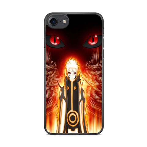 Naruto With Kyubi Monsters iPhone 7 Case