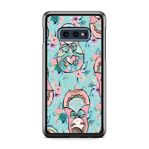 Nesting Dolls Morning Side Samsung Galaxy S10E Case