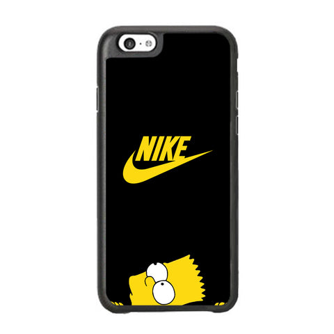 Nike Bart Simpson iPhone 11 Case