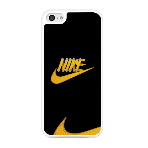 Nike Yellow Shoelace iPhone 11 Case