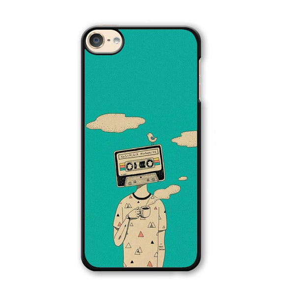Nostalgia Mixtape iPod Touch 6 Case