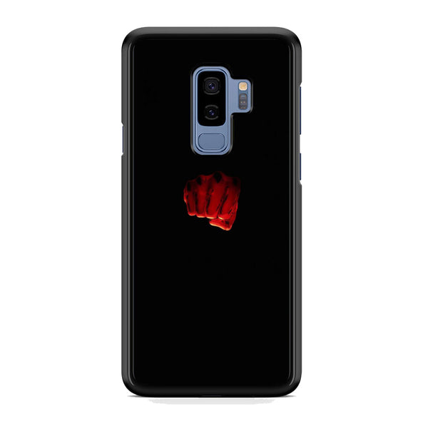 One Punch Touch Hand Attack Samsung Galaxy S9 Plus Case