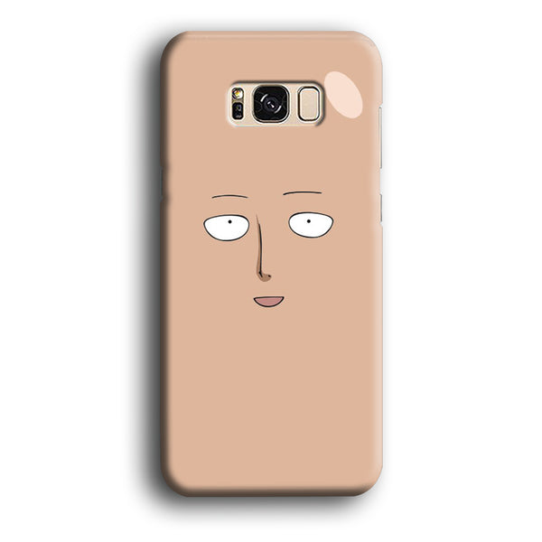 One Punch Touch Speecless Face Samsung Galaxy S8 Case