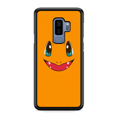Pokemon Charmander Face Samsung Galaxy S9 Plus Case
