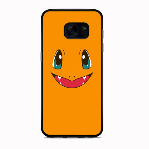 Pokemon Charmander Face Samsung Galaxy S7 Case