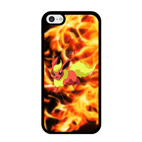Pokemon Flareon Fire Element iPhone 5 | 5s | SE Case