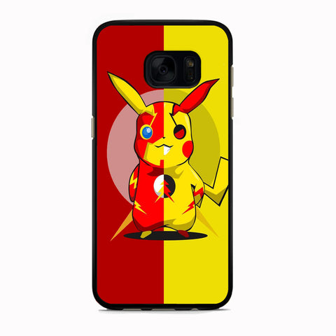 Pokemon Pikachu Flash Samsung Galaxy S7 Case
