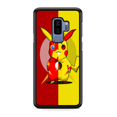Pokemon Pikachu Flash Samsung Galaxy S9 Plus Case