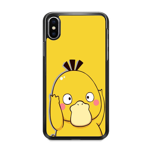 Pokemon Psyduck Cute iPhone XS MAX Case
