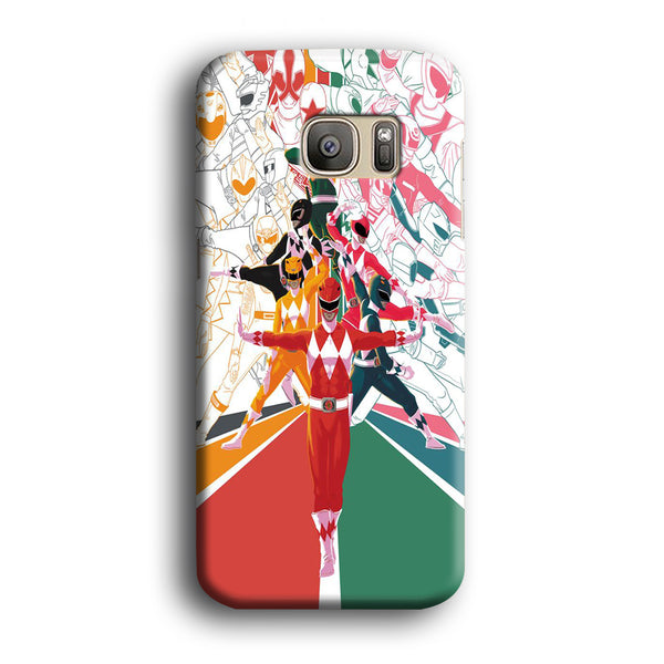 Power Rangers Wallpapers 020 Samsung Galaxy S7 Edge Case
