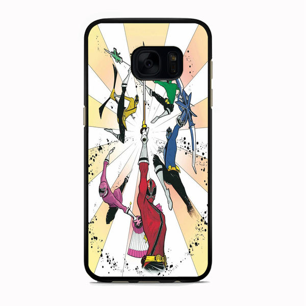 Power Rangers Wallpapers 030 Samsung Galaxy S7 Edge Case